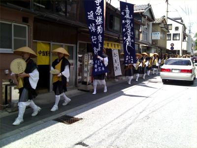 長崎慰霊行脚 写真