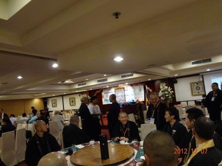 世界仏教青年連盟 創立40周年