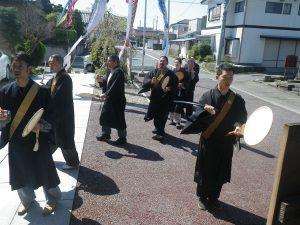 平成28年度 お題目結縁全国一斉行脚 - 福島日青会4