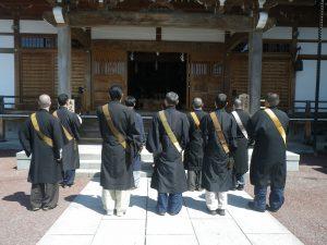 平成28年度 お題目結縁全国一斉行脚 - 福島日青会6