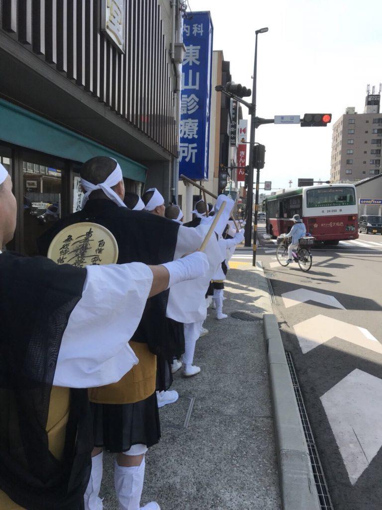 石川県第一部日青会行脚 H29㈪