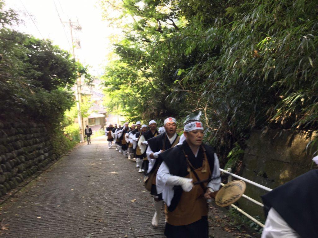 石川県第一部日青会行脚 H29㈰