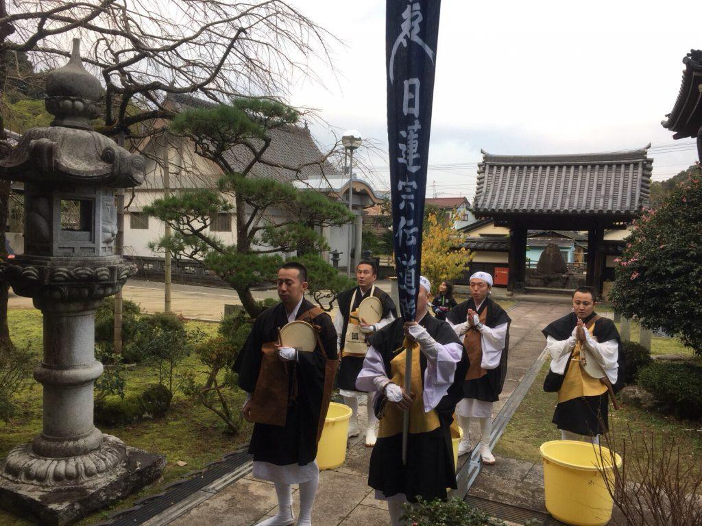 熊本日青会 平成29年12月4日 歳末助け合い行脚 (3)