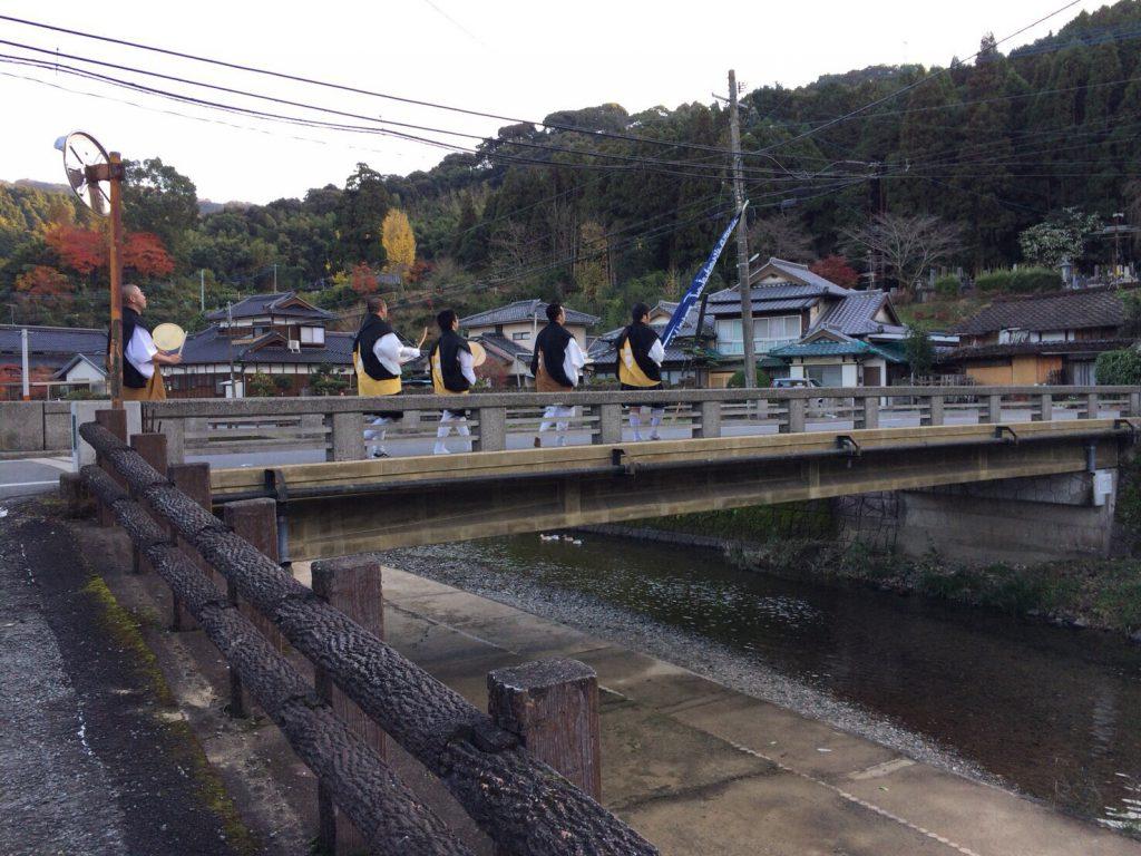 熊本日青会 平成28年12月6日 歳末助け合い行脚 (2)
