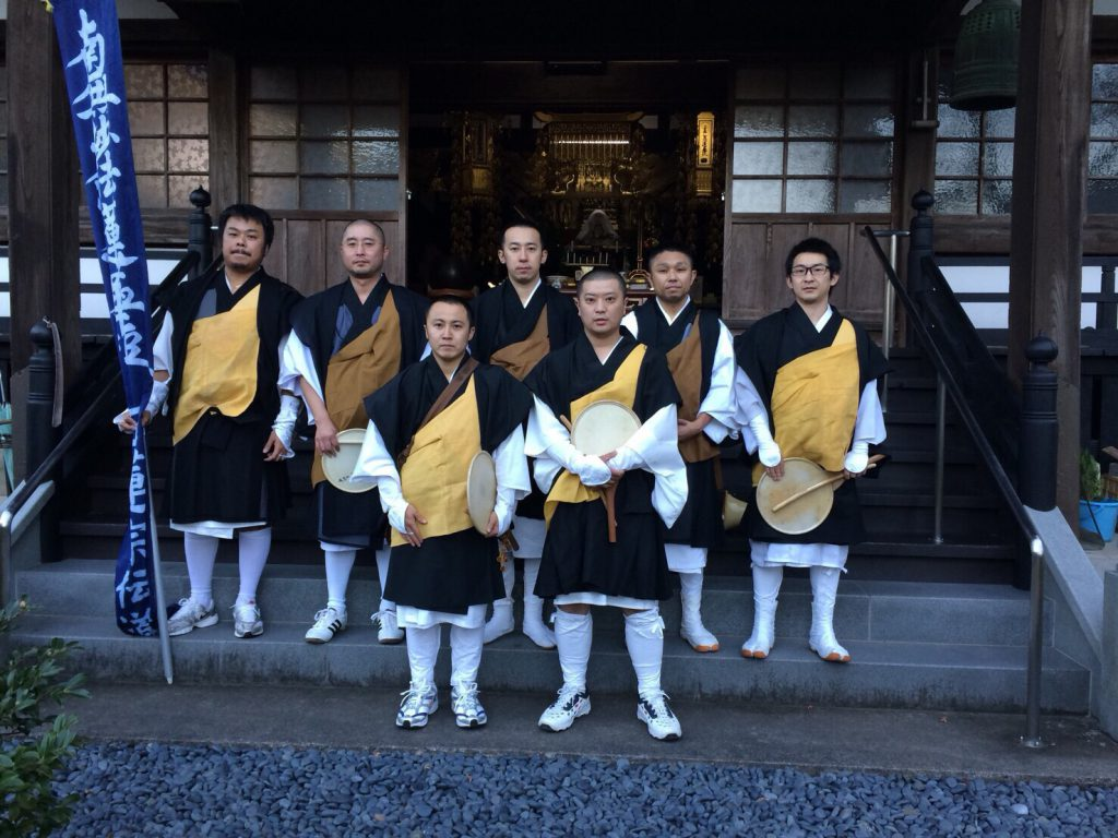 熊本日青会 平成28年12月6日 歳末助け合い行脚 (3)