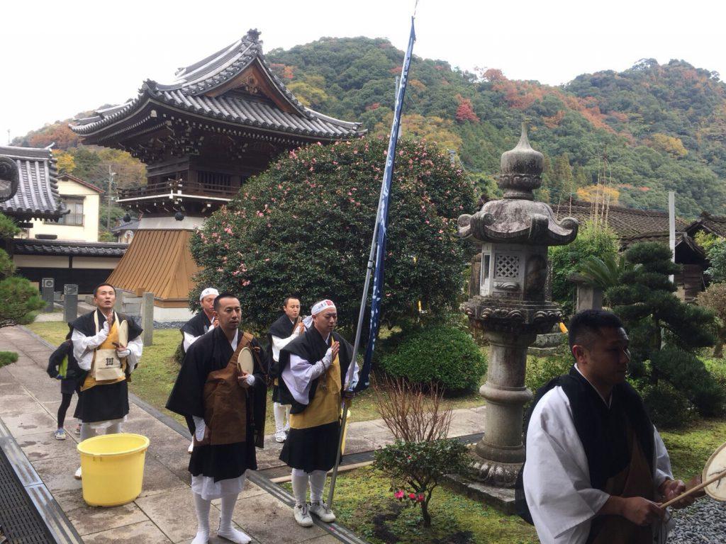 熊本日青会 平成29年12月4日 歳末助け合い行脚 (2)