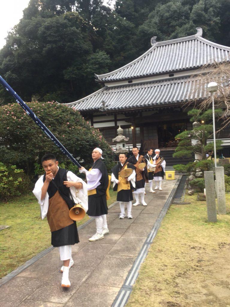 熊本日青会 平成29年12月4日 歳末助け合い行脚 (1)