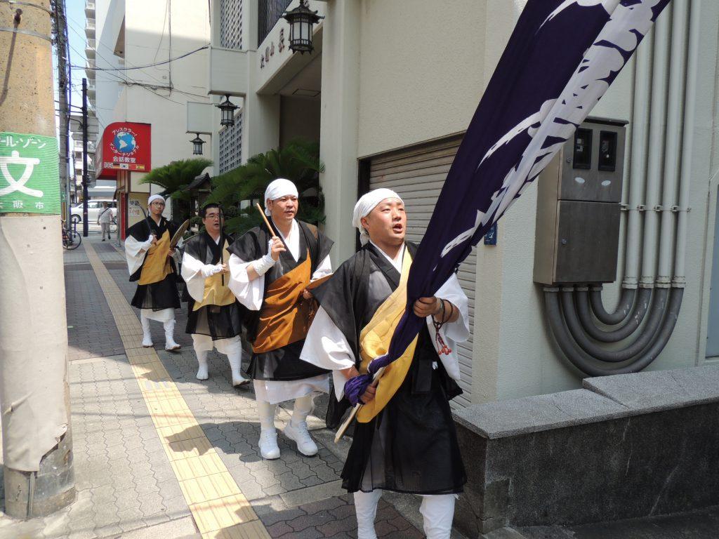 大阪日青会 平成29年7月15日 (3)