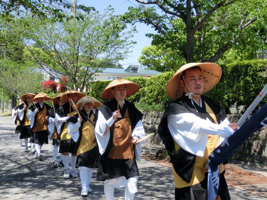 熊本日青会 平成29年4月28日 立教開宗 (1)