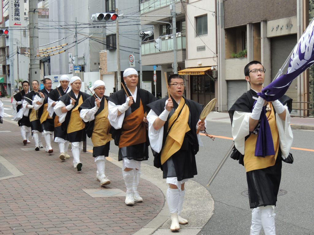 大阪日青会 平成28年7月15日 (1)
